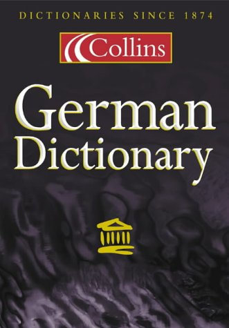 9780004705859: The Collins German Dictionary: Major New Edition