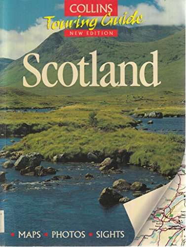 9780004706467: Scotland (Collins Touring Guide)