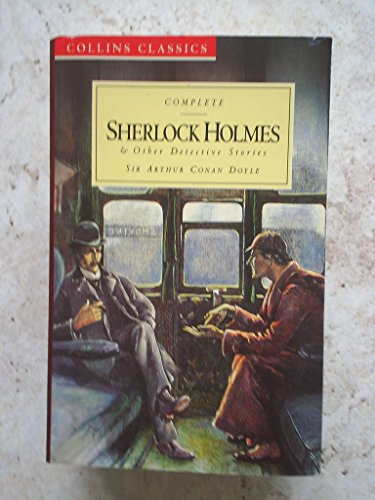 9780004706917: Complete Detective Stories of Conan Doyle (Collins Classics)