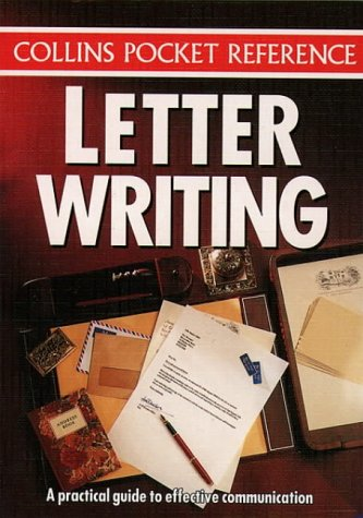 9780004707020: Letter Writing (Collins Pocket Reference)