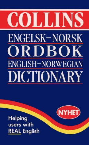 9780004707051: Collins English-Norwegian Dictionary