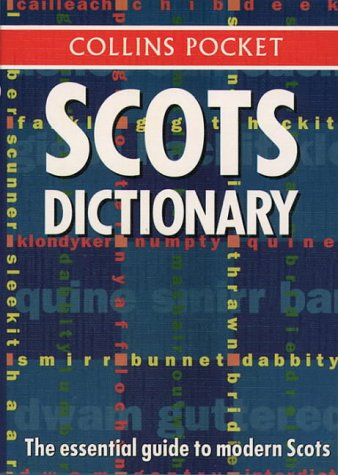 9780004707167: Scots Dictionary (Collins Pocket)