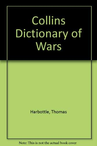 9780004707266: Collins Dictionary of Wars
