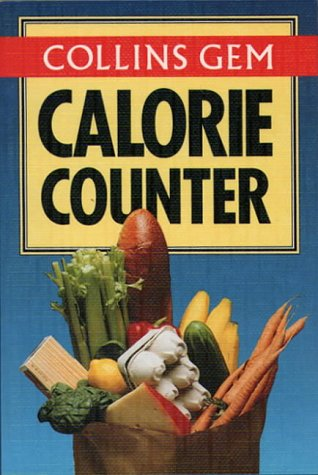 9780004707358: Collins Gem - Calorie Counter (Collins Gems)