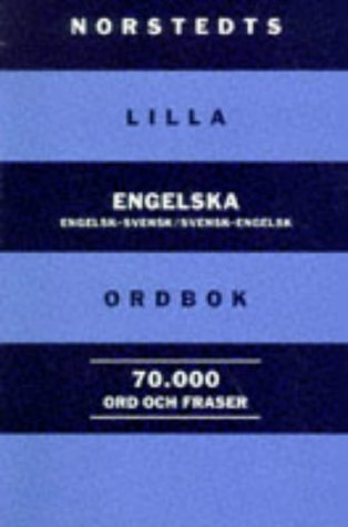 9780004707389: Collins-Norstedts Swedish Dictionary (English and Swedish Edition)