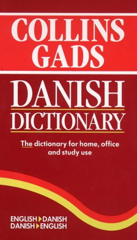 9780004707426: Collins-Gads Danish Dictionary (English and Danish Edition)