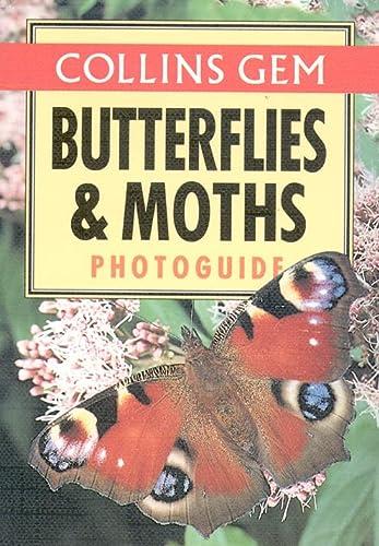 9780004707570: Butterflies and Moths (Collins Gem Photoguide)
