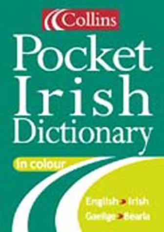 9780004707655: Collins Pocket Irish Dictionary