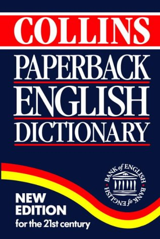 9780004707808: Collins Paperback Dictionary