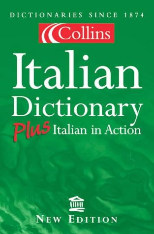 9780004707860: Collins Italian Dictionary Plus (Bilingual Dictionary)