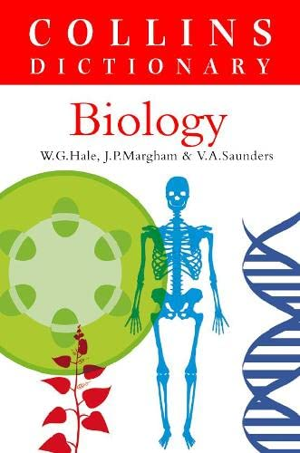 9780004708058: Collins Dictionary of - Biology