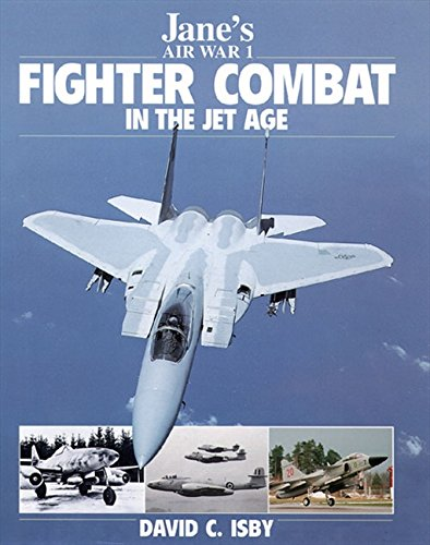 9780004708225: Jane's Fighter Combat in the Jet Age (Jane's Air War, 1)