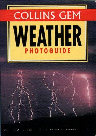9780004708294: Collins Gem Photoguide - Weather