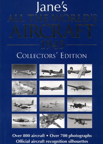9780004708317: Jane's All the World's Aircraft of World War II (Jane's / HarperCollins military series)