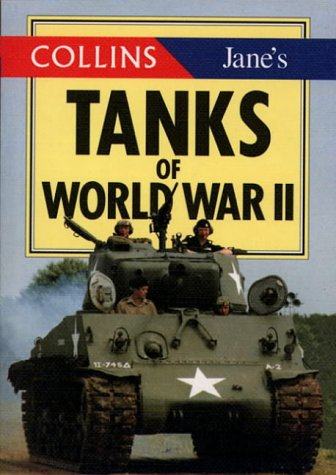9780004708478: Tanks of World War II (The Collins/Jane's Gems)