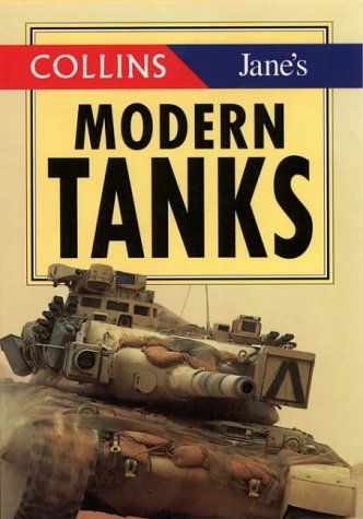 9780004708485: Jane's Modern Tanks (Collins Gem) (Collins Gems)