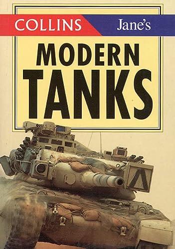 9780004708485: Jane's Modern Tanks (Collins/Jane's Gems)