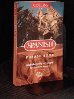 9780004708690: Collins Spanish Phrase Book
