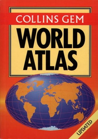 9780004708713: Collins Gem World Atlas (Collins Gems)