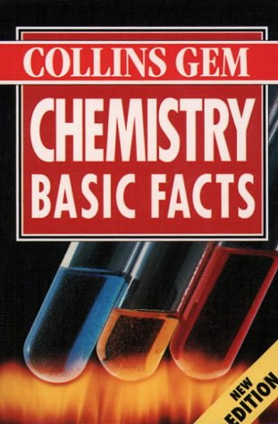 9780004709109: Chemistry: Basic Facts (Collins Gem Basic Facts)