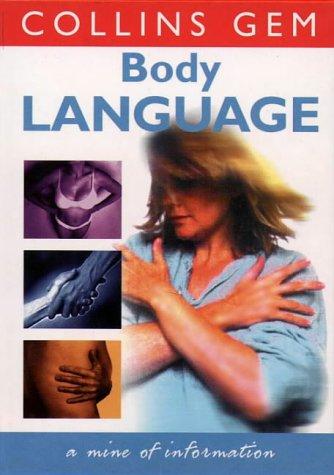 9780004709185: Collins Gem - Body Language (Collins Gems)