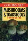 9780004709345: Collins Gem Photoguide - Mushrooms and Toadstools