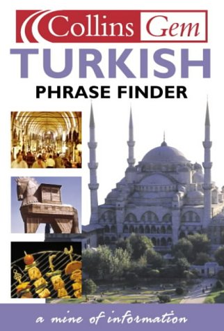 9780004709383: Turkish Phrase Finder (Collins Gem Phrase Finder)