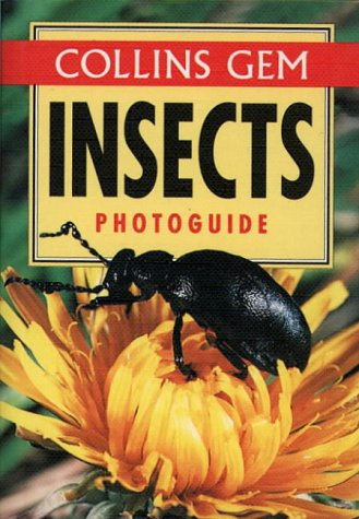 9780004709390: Collins Gem Insects Photoguide (Gem Photoguide)