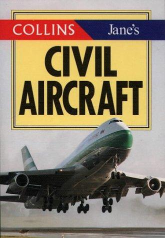 9780004709437: Collins Gem - Jane's Civil Aircraft