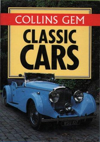 9780004709444: Collins Gem - Classic Cars (Collins Gems)
