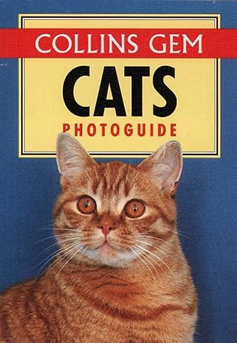 9780004709727: Cats (Collins Gem Photoguide) (Collins Gems)