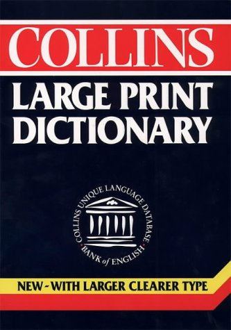 9780004709789: Collins Dictionary