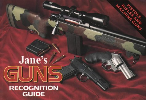 9780004709796: Jane's Guns Recognition Guide