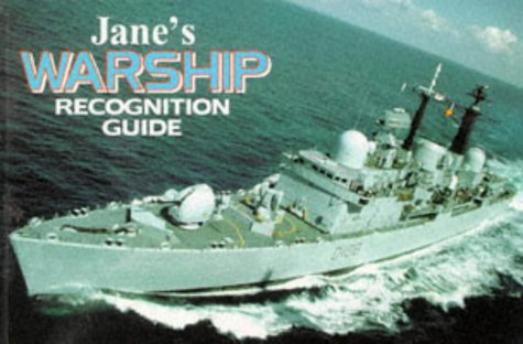 9780004709819: Jane's Warship Recognition Guide (Jane's Recognition Guides)