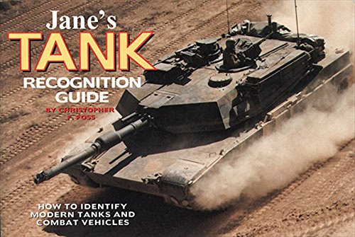 9780004709956: Jane's Tank Recognition Guide (Jane's Recognition Guides)