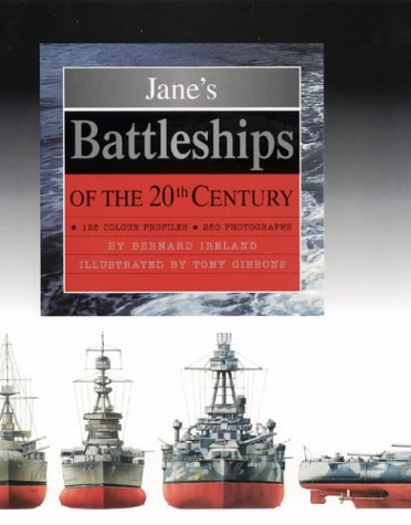 9780004709970: Jane's Battleships of the 20th Century