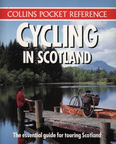 9780004710105: Cycling in Scotland (Collins Pocket Reference)
