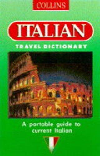 9780004710228: Collins Italian Travel Dictionary