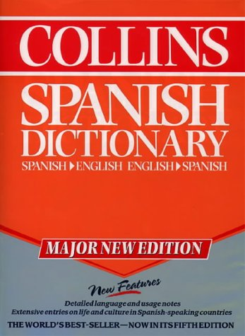 9780004710242: Collins Spanish Dictionary