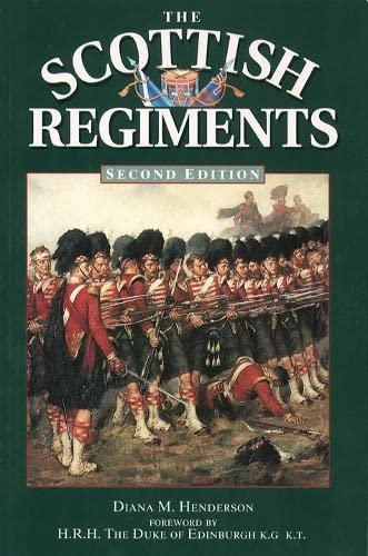 9780004710259: The Scottish Regiments