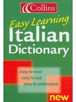 9780004710303: Collins Easy Learning Italian Dictionary
