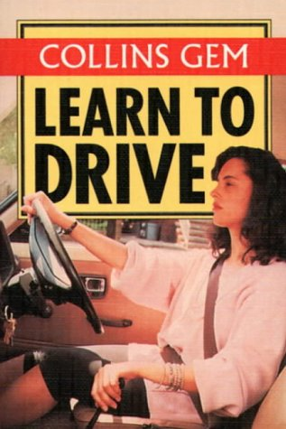 9780004720036: Collins Gem Learn to Drive (Collins Gems)
