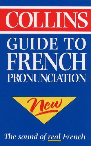 9780004720173: Collins Guide to French Pronunciation