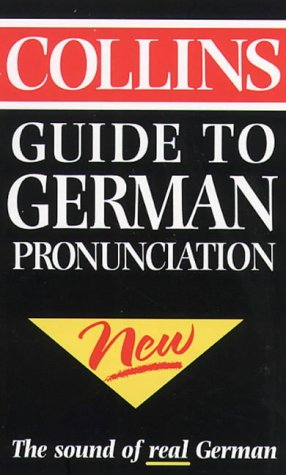 9780004720432: Collins Guide to German Pronunciation