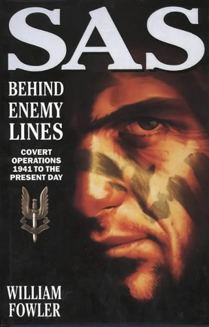 9780004720517: SAS Behind Enemy Lines: Covert operations 1941-91