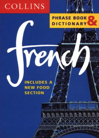 9780004720760: French Phrase Book & Dictionary (Collins Phrase Book & Dictionary) (French Edition)
