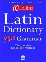 9780004720920: Latin Dictionary and Grammar