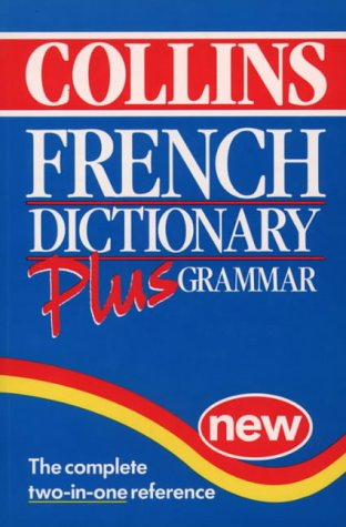 9780004721002: French Dictionary Plus Grammar (Dictionary)
