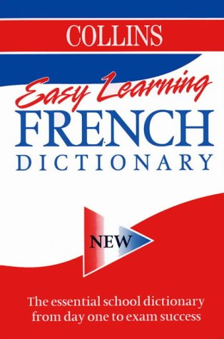 9780004721071: Collins Easy Learning French Dictionary