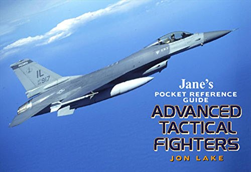 9780004721354: Advanced Tactical Fighters (Jane's Pocket Guide)
